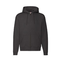 толстовка premium hooded sweat jacket 260