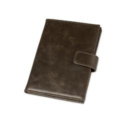 c2c1fbb426ea Бумажник путешественника «Druid» с отделением для паспорта, коричневый