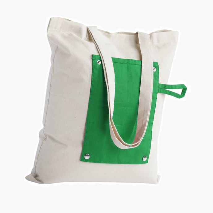 20074cde6de9 Холщовая сумка Dropper, складная, зеленая оптом. Нанесение логотипа