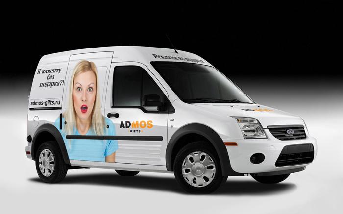 Блонд-мобиль Admos