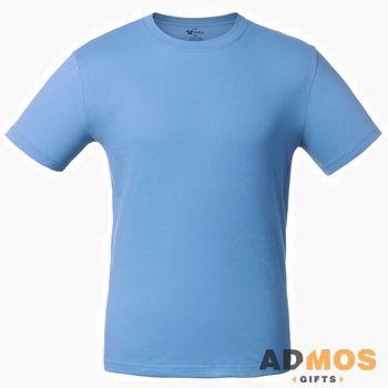 голубая футболка Т-Bolka