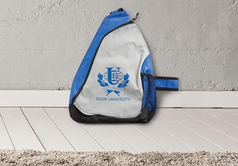 брендированная сумка