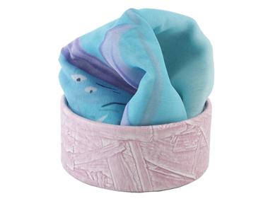 коробка в виде шляпки